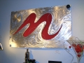 metal wall sculptures, metal wall art,