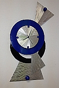 Contemporary clocks,clocks,abstract clocks,abstract wall clocks, contemporary clocks,art clocks, metal clocks